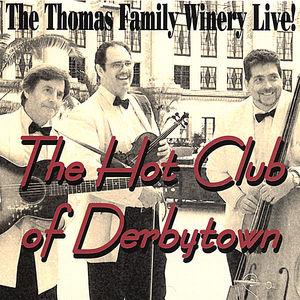 Live at the Thomas Family Winery