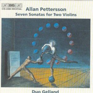 Seven Sonatas for Two Violins