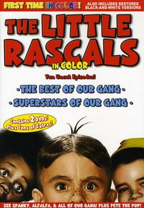 The Little Rascals in Color: Volume 1