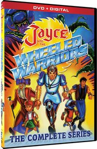 Jayce and the Wheeled Warriors: The Complete Series