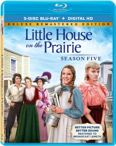 Little House on the Prairie: Season 5 Collection