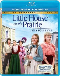 Little House on the Prairie: Season Five