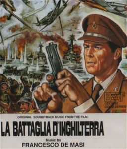 La Battaglia D'inghilterra (Eagles Over London) (Original Soundtrack) [Import]