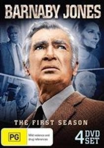 Barnaby Jones: Season 1 [Import]
