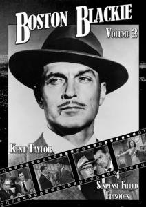 Boston Blackie: Volume 2