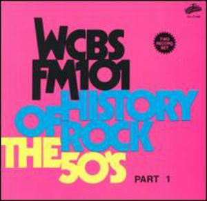 History of Rock: 50's 1 /  Various