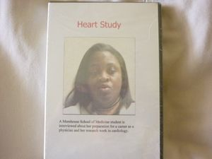 Heart Study: Morehouse School of Medicine Student