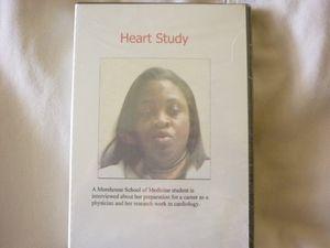 Heart Study: Morehouse School of Medicine Student