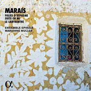 Marais: Folies D'espagne, Suite en Mi