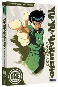 Yu Yu Hakusho 1-26: Season 1