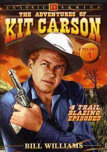 The Adventures of Kit Carson: Volume 4