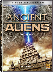 Ancient Aliens: Season 10 Volume 1