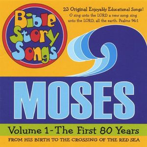 Moses: First 80 Years from His Birth to the 3