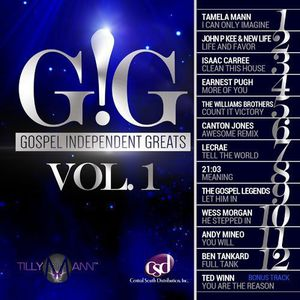 Gig: Gospel Independent Greats 1 /  Various