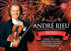 Andre Rieu DVD Collection [Import]