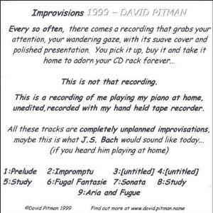 Improvisions 1999