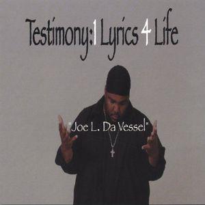 Testimony:1 Lyrics 4 Life