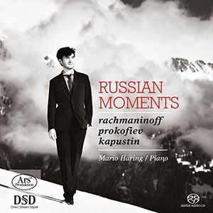 Russian Moments-Works for Pno