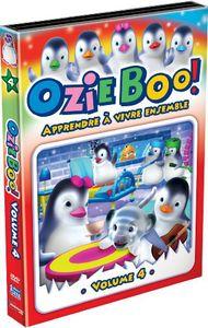 Vol. 4-Ozie Boo! Apprendre a Vivre Ensemble [Import]