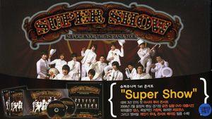 Super Show: 1st Concert [Import]