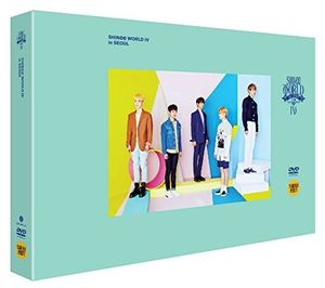 Shinee World IV [Import]