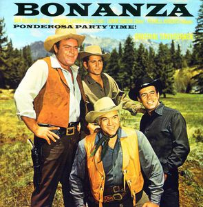 Bonanza: Ponderosa Party Time! (Original Soundtrack) [Import]