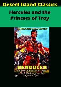 Hercules & the Princess of Troy