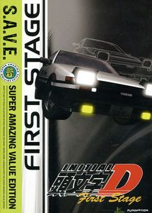 Initial D: Stage One - S.A.V.E.