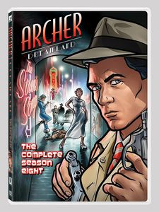 Archer: Dreamland: The Complete Season Eight