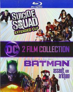 Squad/ Batman: Assault On Arkham