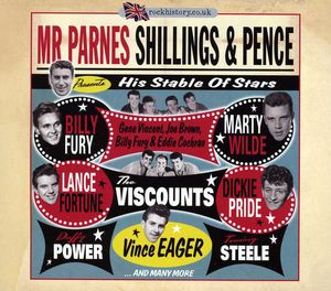 Mr Parnes Shilling & Pence His Stable of Stars [Import]