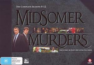 Midsomer Murders: Season 9-12 Collection [Import]