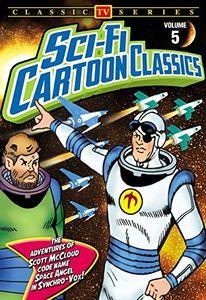 Sci-Fi Cartoon Classics Volume 5: The Adventures of Scott McCloud