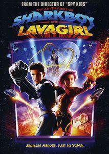 Adventures of Sharkboy & Lava Girl