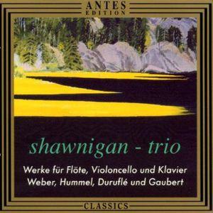 Works for Flute Cello & Piano
