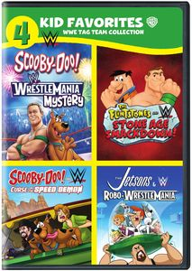 4 Kid Favorites: WWE Tag Team Collection