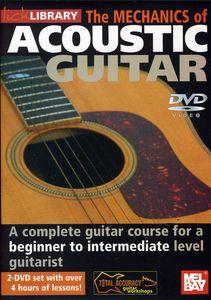 Mechanics of Acoustic Guitar: Mechanics of