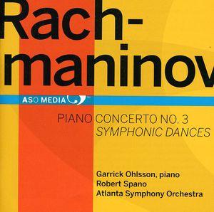 Piano Concerto No 3 Symphonic Dances