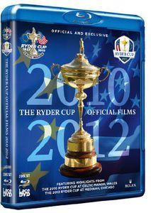 Ryder Cup Official Films 2010 - 2012 [Import]