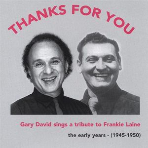 Thanks for You: Gary David Sings a Tribute to Fran