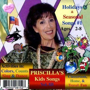 Holidays Seasonal Songs