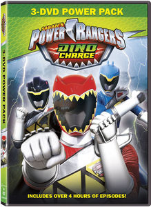 Power Rangers: Dino Charge