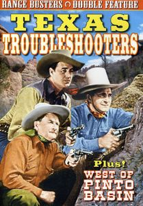 Texas Troubleshooters /  West of Pinto Basin