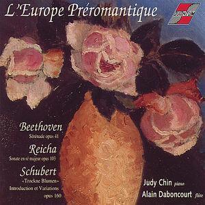 Pre-Romantic Europe.