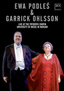 Ewa Podles & Garrick Ohlsson-Live at the Fryderyk