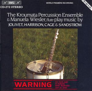Suite en Concert Pour Flute & Percussion