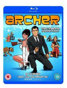 Archer-Season 3 [Import]