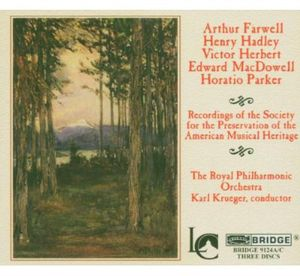 American Orchestral Masterpieces