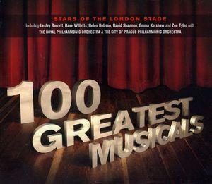 100 Greatest Musicals (Original Soundtrack)