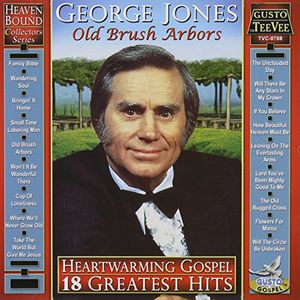 Heartwarming Gospel: 18 Greatest Hits , George Jones